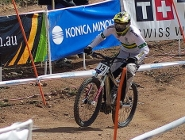 Goodridge mountainbike dh versenyző
