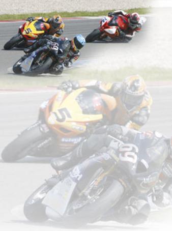 Wilbers verseny motorkerékpár tuning