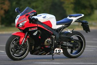 X Bike Wilbers verseny motorkerékpár