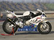 Wilbers futómű tuningolt motorkerékpár